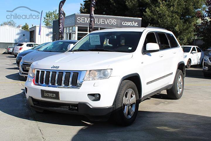 Usados Jeep Grand Cherokee Vehiculos Diesel Para La Venta