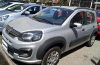 2019 Fiat UNO WAY