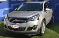 2016 Chevrolet TRAVERSE LT SU AWD 3.6
