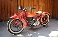 1928 Indian Scout 101 UNICA HARLEY-DAVIDSON BMW TRIUMPH