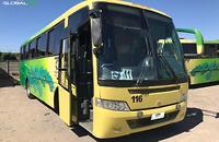 2008 Busscar El Buss 320 Mercedes-Benz OF-1722
