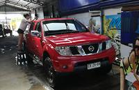 2011 Nissan Navara 2.5 LE 4X4 DC Diesel
