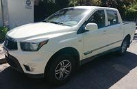 2017 Ssangyong ACTYON SPORTS 2.2D Full Manual 6AS712 2AB 4WD
