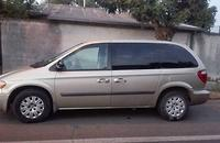 2007 Chrysler Caravan 3.3 L AT