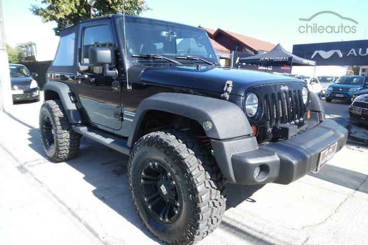 Jeep Wrangler Autos Camionetas Y 4x4 Para La Venta Temuco