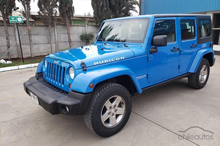 Usados Jeep Wrangler Unlimited Rubicon Vehiculos Para La Venta