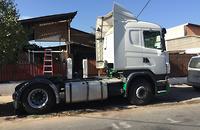 2012 Scania R420 2x4