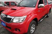 2013 Toyota HILUX 3.0 4X4