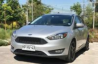 2016 Ford Focus SE 2.0 AT