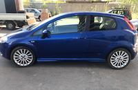 2009 Fiat Punto SPORTING