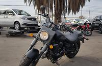 2016 Keeway Blackster 250 I