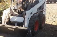 2014 Bobcat S450 MINICARGADOR