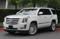 2019 Cadillac ESCALADE Platinum 4x4