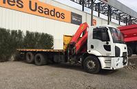 2016 Ford 1723 Ford Cargo 1323 VALOR MAS IVA