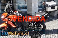 2016 Kawasaki versys 1000 CREDITO 48 MESES