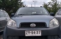 2007 Daihatsu Terios Wild 1.5 4x2 Macánico