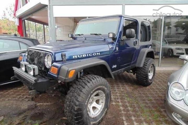 Usados Jeep Wrangler Rubicon Vehiculos Para La Venta Chile