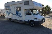 1997 Motorhome Iveco Daily