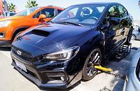2018 Subaru WRX 2.0 Manual 4WD