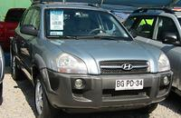 2008 Hyundai TUCSON 2.0 GL 2WD