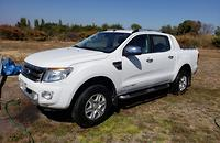 2016 Ford Ranger 2.5 Duratec Limited