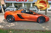 2014 McLaren MP4-12C Spider 3.8 Aut