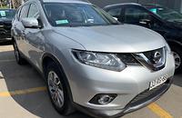 2017 Nissan X-Trail 2.5 CVT Auto Exclusive 4WD
