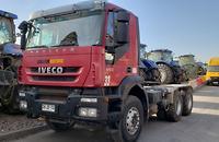 2013 Iveco TRAKKER 6x4