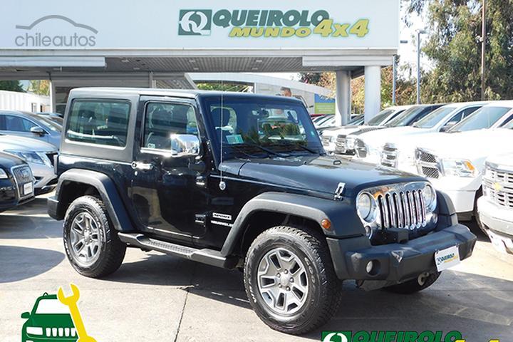 Jeep Wrangler Autos Camionetas Y 4x4 Camioneta Para La Venta