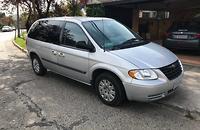 2007 Chrysler Caravan 3.3 L AT