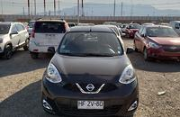 2015 Nissan MARCH Sport 1,6