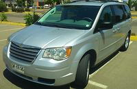 2010 Chrysler Town Country 3.8 LX Auto