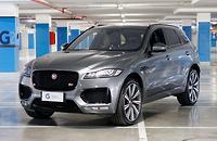 2018 Jaguar F-PACE S 3.0 Supercargado 380 Hp