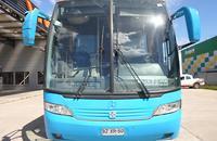 2009 Busscar Vissta buss lo Pullman Full