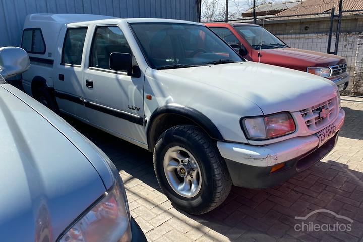 Chevrolet Luv Wagon Autos Camionetas Y 4x4 Para La Venta Chile