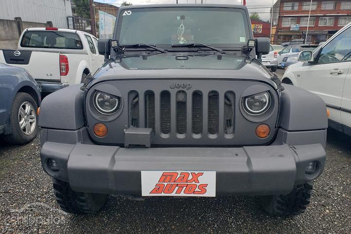 Usado Jeep Wrangler Vehiculos Para La Venta Osorno Los Lagos