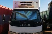 2009 JAC 1042 CON EQUIPO DE FRIO