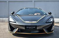 2017 McLaren 540 C Coupe