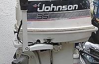 1996 Evinrude Johnson 35 HP - Pata Corta