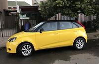 2013 MG 3 STD, solo 39.000 Kms