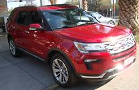 2018 Ford EXPLORER 2.3 Limited Ecoboost Auto