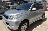 2009 Daihatsu TERIOS WILD 1.5 AC 2AB FULL VEALO