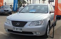 2010 Hyundai Sonata FL 2.0 GL