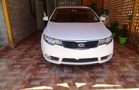 2012 KIA Cerato 1.6 SX Auto DH AC DAB ABS