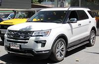 2018 Ford EXPLORER 2.3 Limited Ecoboost Auto 4WD