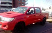 2015 Toyota HILUX 3.0 4x4 full equipo