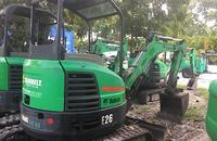 2012 Bobcat E26 E 26