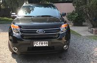 2012 Ford Explorer 3.5 Limited Auto 4X4