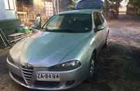 2006 Alfa Romeo 147 FULL 120HP 1.6 MT 3P