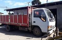 1995 Isuzu Camion Nkr